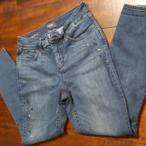 NYDJ Amy Skinny Jeans Size 8